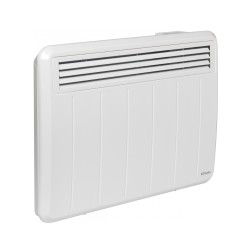 Dimplex PLX125E 1.25kW Panel Heater 690mm in White, Eco Design Electronic Controlled Heater (programmable)