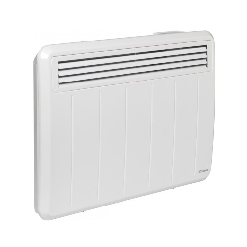 Dimplex PLX100E 1.00kW Panel Heater 620mm in White, Eco Design Electronic Controlled Heater (programmable)