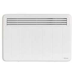 Dimplex PLX075E 750W Panel Heater 620mm in White, Eco Design Electronic Controlled Heater (programmable)
