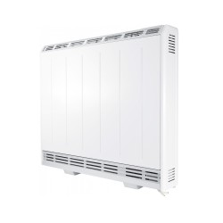 Dimplex XLE050 500W Slimline Storage Heater Electronic Controlled 581mm in White, Eco Design