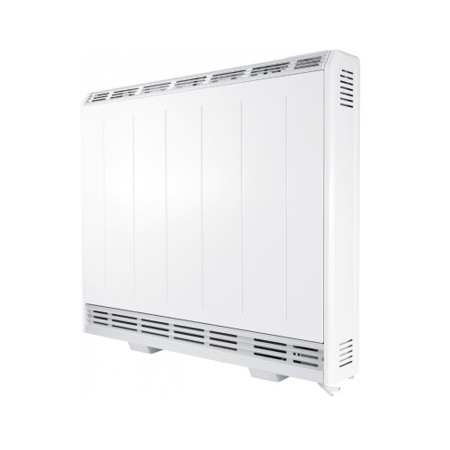 Dimplex XLE125 1.25kW Slimline Storage Heater Electronic Controlled 947mm in White Eco Design