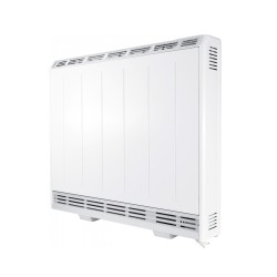 Dimplex XLE100 1000W Slimline Storage Heater Electronic Controlled 825mm in White Eco Design