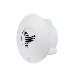 Airflow iCON30 100mm Stylish Toilet / Bathroom Ventilation Fan, 4 inch Low Profile Fan Airflow iC30 / 72591601 Extractor Fan
