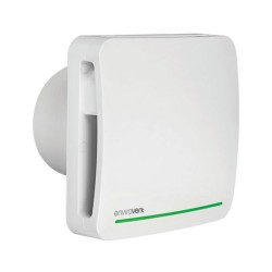 Trickle Ventilation Fan with Timer, Envirovent ECO DMEV T with Adjustable Run-on Timer