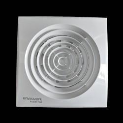 150mm Silent Kitchen Ventilation Fan, IP45 29W 78 l/s Whisper Quiet Extractor Fan