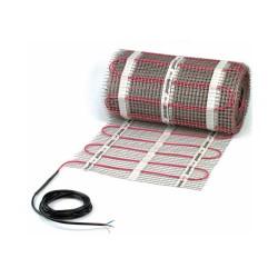 DEVImat 0.5 m2 Underfloor Heating Mat (0.5 x 1 m) 50W for Timber Floors DEVIcomfort 100T (DTIR) 100W/m2