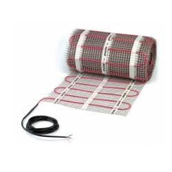 DEVImat 2.0 m2 Underfloor Heating Mat (0.5 x 4 m) 300W for Concrete Floors DEVIcomfort 150T (DTIR) 150W/m2