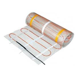 1.0m x 0.5m 0.07kW Underfloor Heating Mat covering 0.5m2, BN Thermic 150-005 Standard Heating Mat 150W/m2