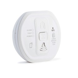 Aico Ei208WRF RadioLINK Carbon Monoxide Alarm with Powered-for-Life Lithium Battery