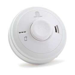 Aico Ei3014 Heat Alarm with AudioLINK Technology and Fast Response Thermistor Heat Sensor