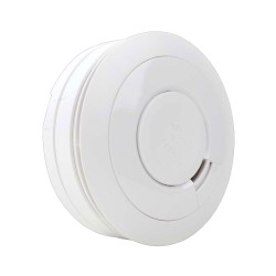 Aico Ei650 Battery-operated Optical Smoke Alarm with Sealed in 10-year Lithium Battery