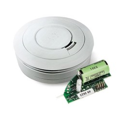 Aico EI650RF Battery Powered Smoke Alarm RadioLINK Enabled with 10 year Lithium Battery