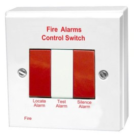 Aico Ei411H RadioLINK Remote Control Switch with Locate, Test, and Silence Alarm function