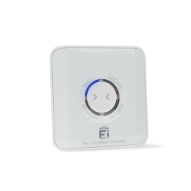 Aico Ei450 RadioLINK Alarm Controller for up to 12 Heat/Smoke/CO Alarms, with Test, Locate, Silence