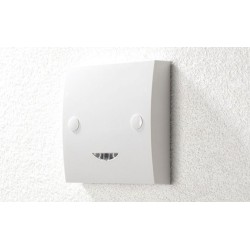 Microwave Presence Detector 25m range Wall Mounting IP40 for Switching CP Electronics MWS1A-PRM