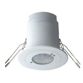 ControlZAPP Ceiling Flush Mounted Control for Switching & Dimming DALI Ballasts, Programmable CZCEFLPDALI