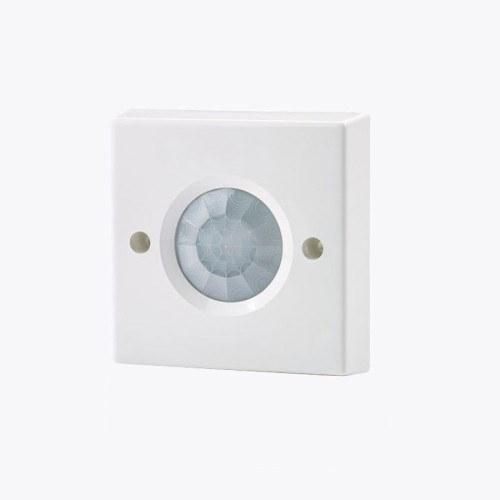 Ceiling Mounted PIR Occupancy Sensor with Internal Lux Sensor 10A for Switching, CP Electronics SPIR-F/C