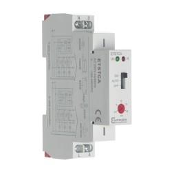 Staircase Timer Switch (Din Rail Mounting), 16A Stair Case Time Clock 230V 0.5-20 Mins