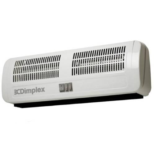 Warm Air Curtain Heaters