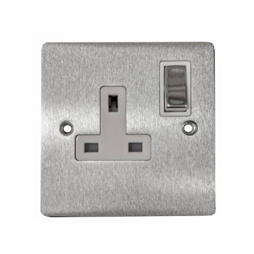 Flat Plate Switches and Sockets