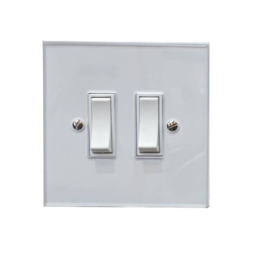 Heritage Brass Clear Perspex Plate