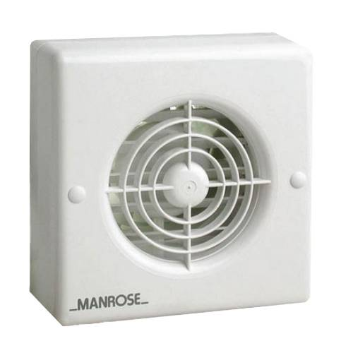 Manrose Extractor Fans