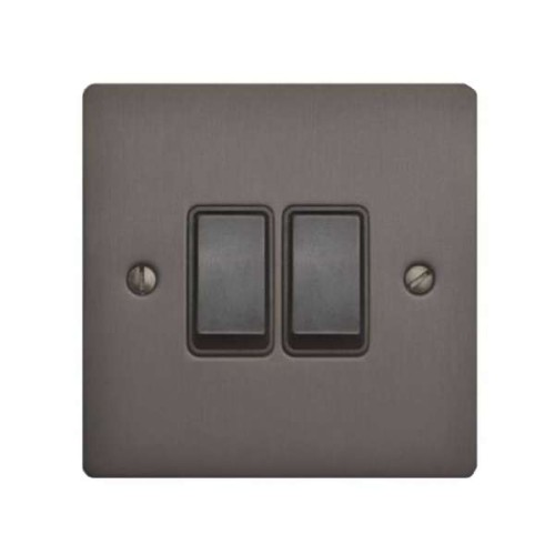 Metal Plate Switches and Sockets