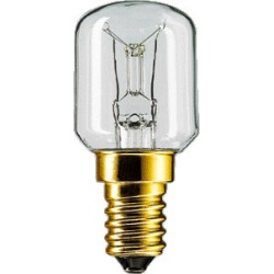 15W Pygmy SES Clear Lamp