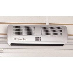 Dimplex AC45N 4.5KW Over Door Heater, Warm Air Curtain with Adjustable Air Flow