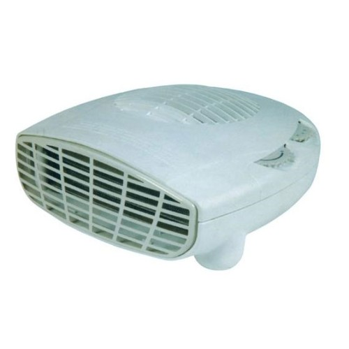 2KW Portable Fan Heater, small but effective heater with thermostat