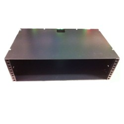 3 Compartment Patch Panel Housing 490 x 300 x 55mm