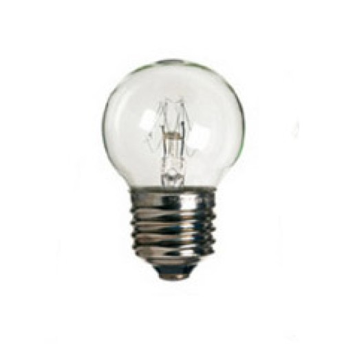 40W Oven Golf Ball SES Clear Lamp