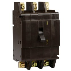Crabtree 15A Triple Pole MCB Type C 45kA for old Crabtree Fuse Boards