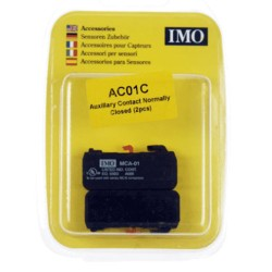 IMO AC01C Normally Closed Auxiliary Contact 1N/O for CR Contactor range (2 pieces)