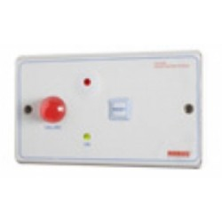 Spare reset panel for the DIS/1, disabled persons toilet alarm system