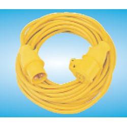 10metres Artic Blue 1.5mm extension lead