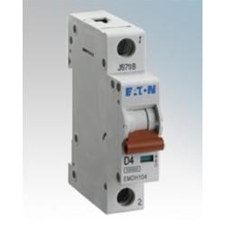 MEM Memshield3 EMBH120 20A MCB type B 10/15kA Trip, 1 Module Single Pole Miniature MCB