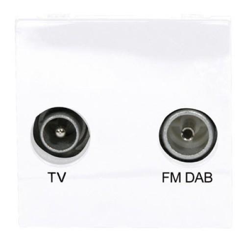 Diplexed FM, DAB, UHF Module Euro Module