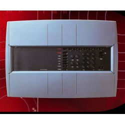 4 Zone Conventional Fire Alarm Panel - FP585 75585-04NMB Control Panel (excluding batteries)