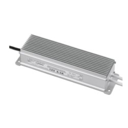 100W Constant Voltage 12V LED Driver, IP67 DC Non-Dimmable 2 x 50W driver