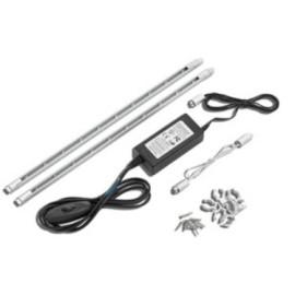 LED Striplight Starter Kit with White LEDs, cool white 4K LED kit