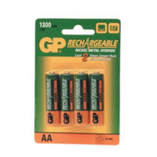 Rechargeable NiMH AAA Batteries