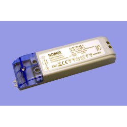 12V DC 0-30W Constant Voltage Electronic LED Driver