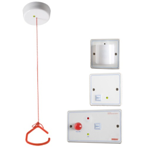 Disabled Persons Toilet Alarm system, deluxe