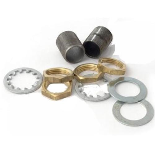 Vertical Stacking Kit Metal Consumer Unit