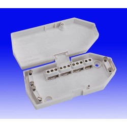 17th Edition Downlighter Junction Box Ashley 20A  loop in and loop out