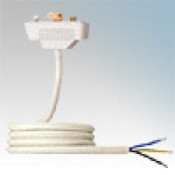 0.75mm³ flexible 2m cord Prewired Klik plug