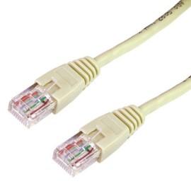 0.5m CAT 5E Shielded Patch Lead Cable