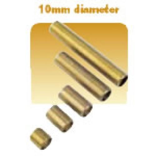 10mm Diameter Threaded Metal, 50mm long