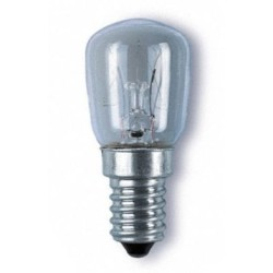15W Pygmy Oven SES Clear Lamp